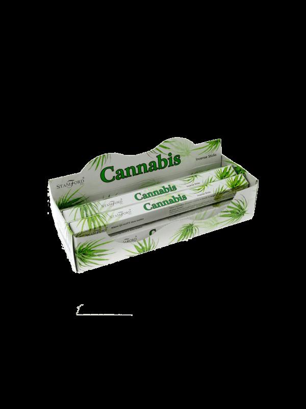 Stamford Hex Cannabis Incense Sticks