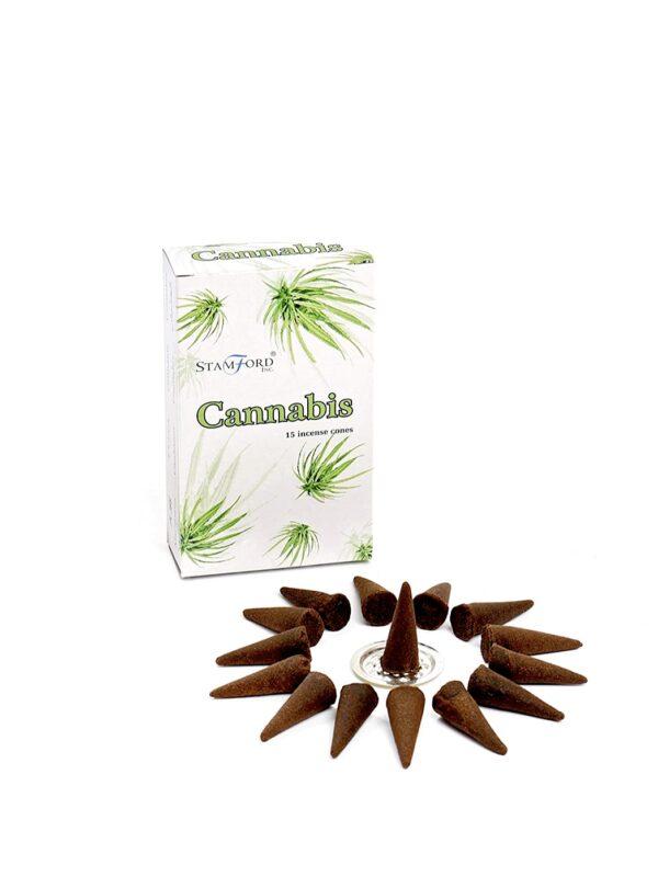 Stamford-Cannabis-Incense-Cones